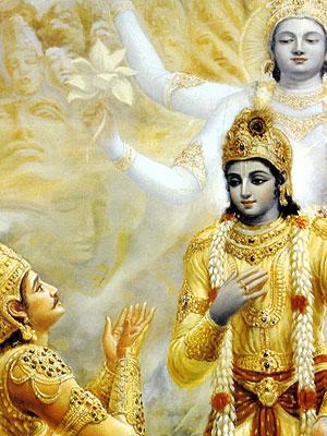Who is Krishna