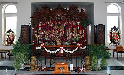 Dieties Sri Sri Radha Krishna Temple