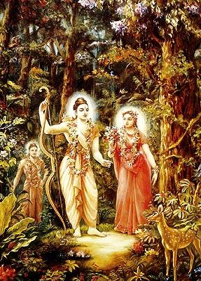 Sita-Rama-forest