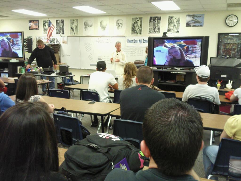 Kreishna in the Classroom