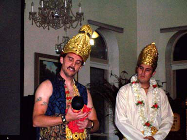 Krishna drama on Janmastami