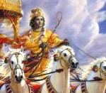 Krishna in the Gita