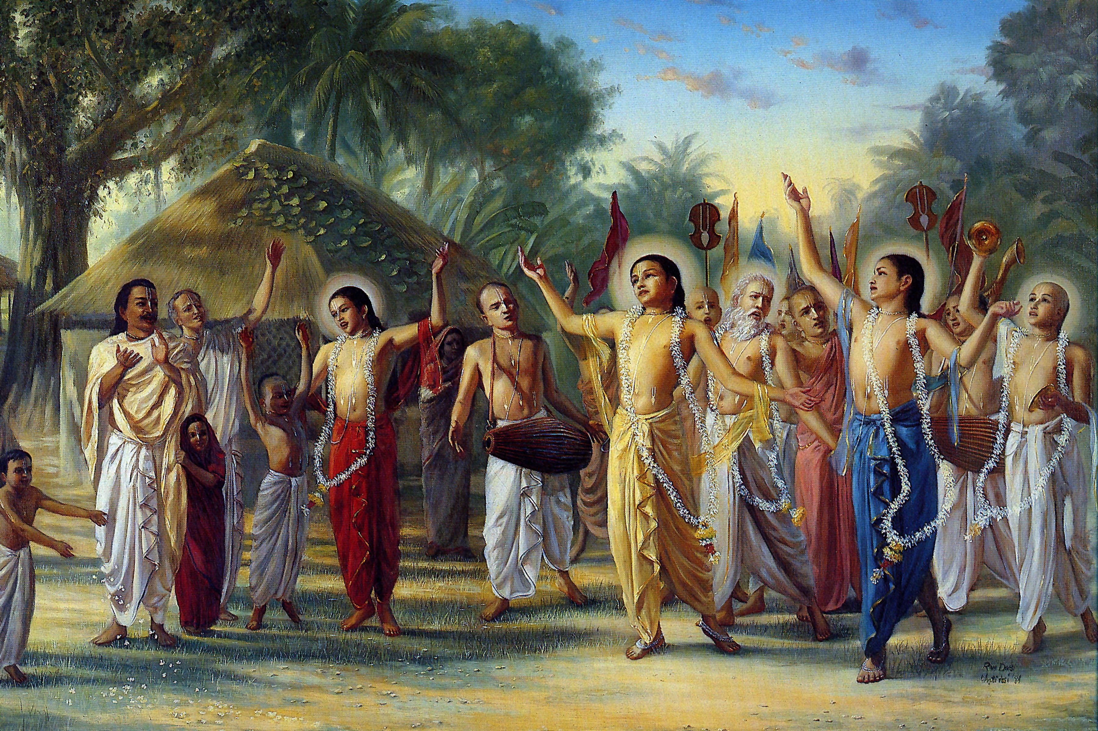 the gallery for gt hare krishna mantra in sanskrit