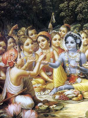 Krishna's Relationships