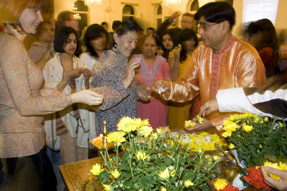 Krishna celebration