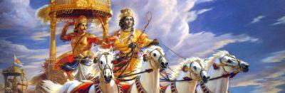 Krishna in the Gita
