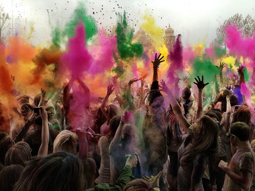 Colors Hands